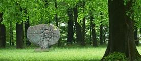 Prežihov spomenik v Grajskem parku