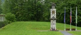 Malgajev spomenik na Dobrijah