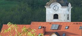 Župnijska cerkev sv. Egidija na Ravnah