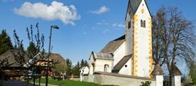 Podružnična cerkev sv. Urha na Strojni