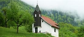 Rutnikova kapela na Tolstem Vrhu